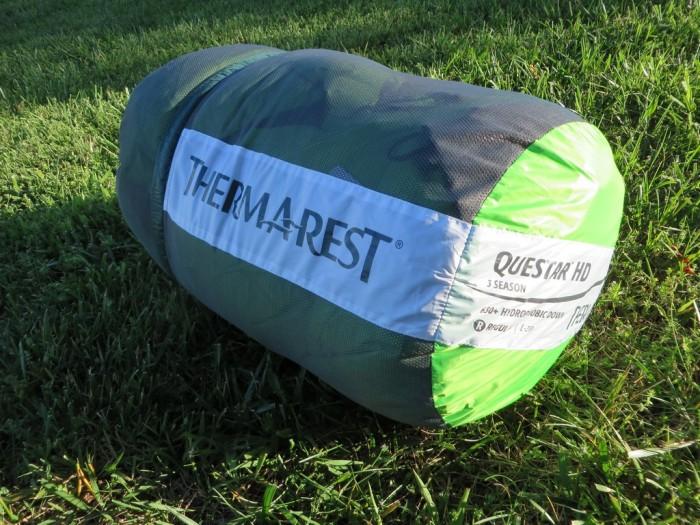 Questar HD 20 Sleeping bag(IMG2)