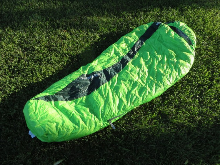 Questar HD 20 Sleeping bag(IMG3)