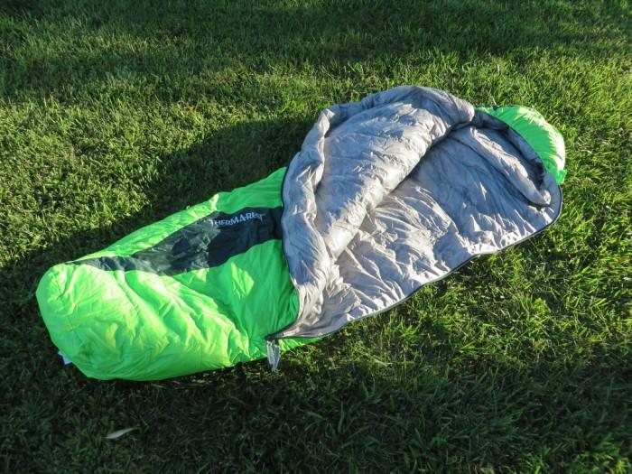 Questar HD 20 Sleeping bag(IMG4)