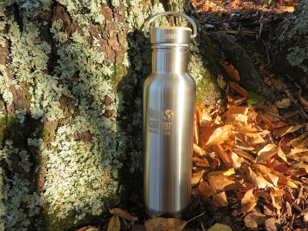 Vacuum Insulated Tumbler and Cup with Lid with Custom Some Like It Hot Logo Klean Kanteen 20 oz Stainless Steel 18//8