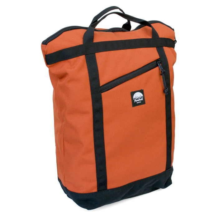 Flowfold Denizen 18L Tote Backpack