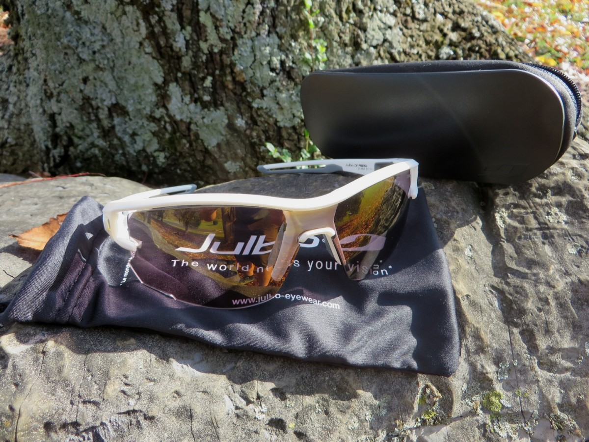 9a7602fc159 Julbo Aero Performance Glasses Review – TreeLineBackpacker