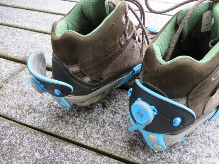 Yaktrax Summit Review