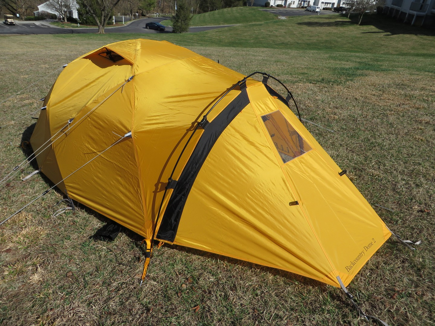 L.L.Bean Backcountry 2 Dome Tent Review & TreeLineBackpacker | Backpacking Gear Reviews tips and news.