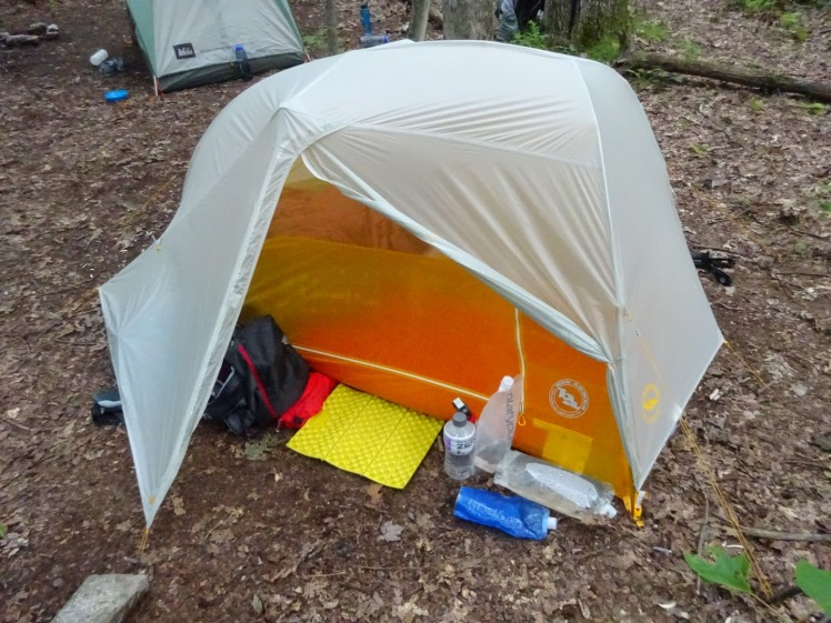 Big Agnes Tigerwall uL2