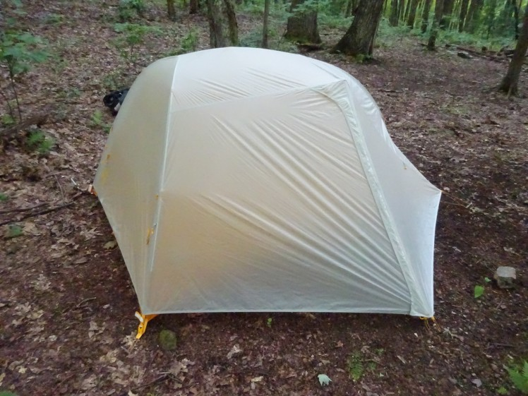 Big Agnes Tigerwall UL2 fly