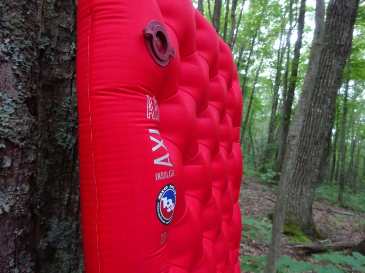 Big Agnes AXL Insulated side