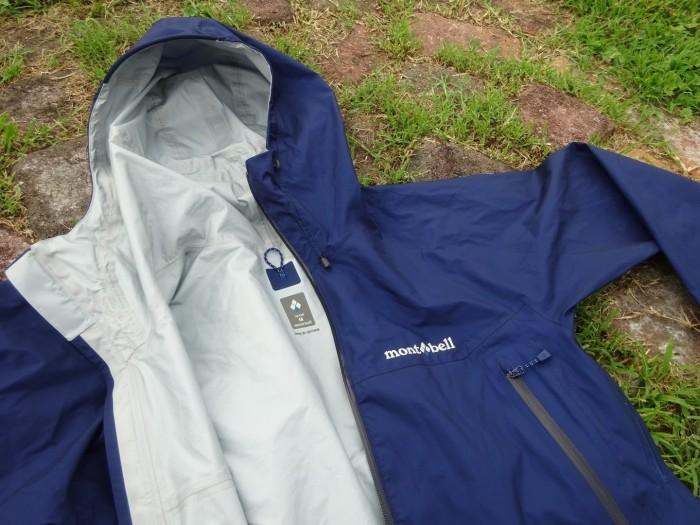 Montbell Rain Trekker