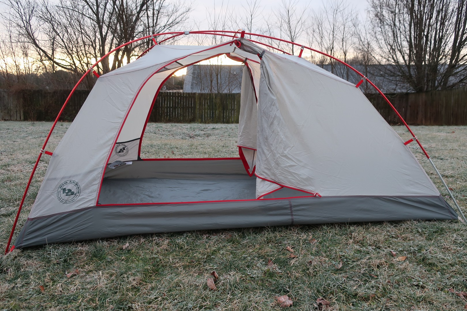 big Agnes Copper Spur HV 2 Expedition no rainfly