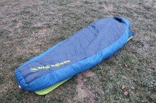 big agnes Skeeter 20 sleeping bag.