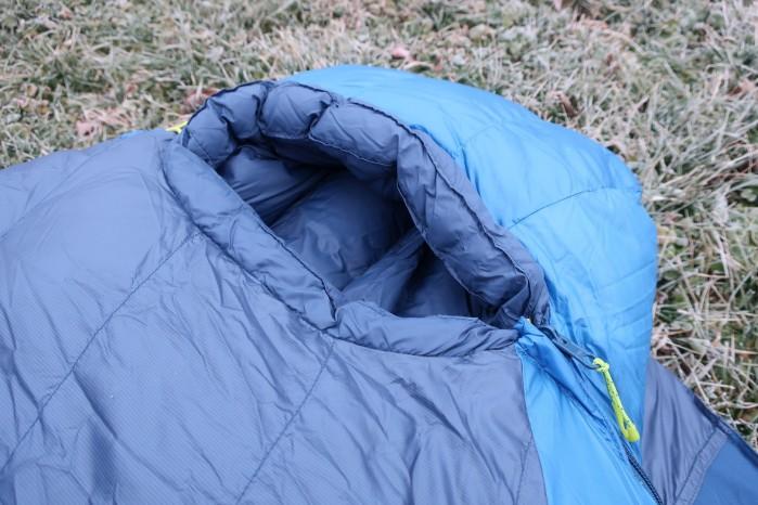 big agnes Skeeter 20 sleeping bag.