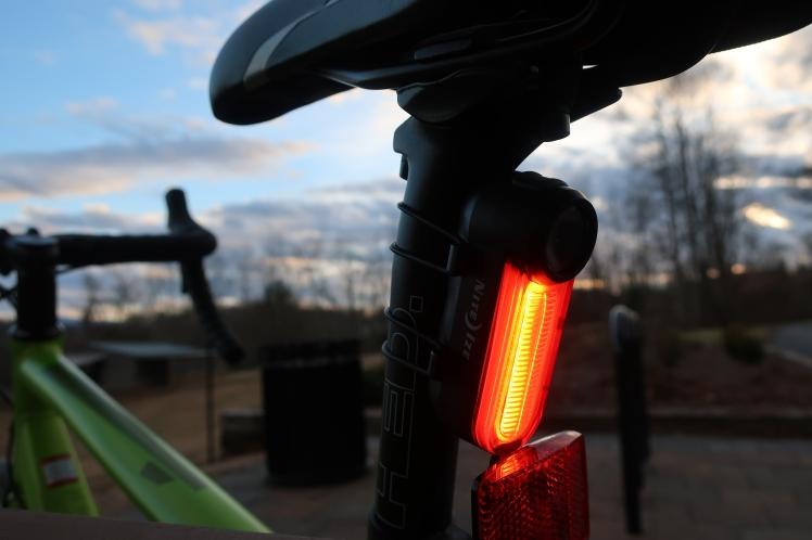 Nite Ize Radiant 125 red Lamp
