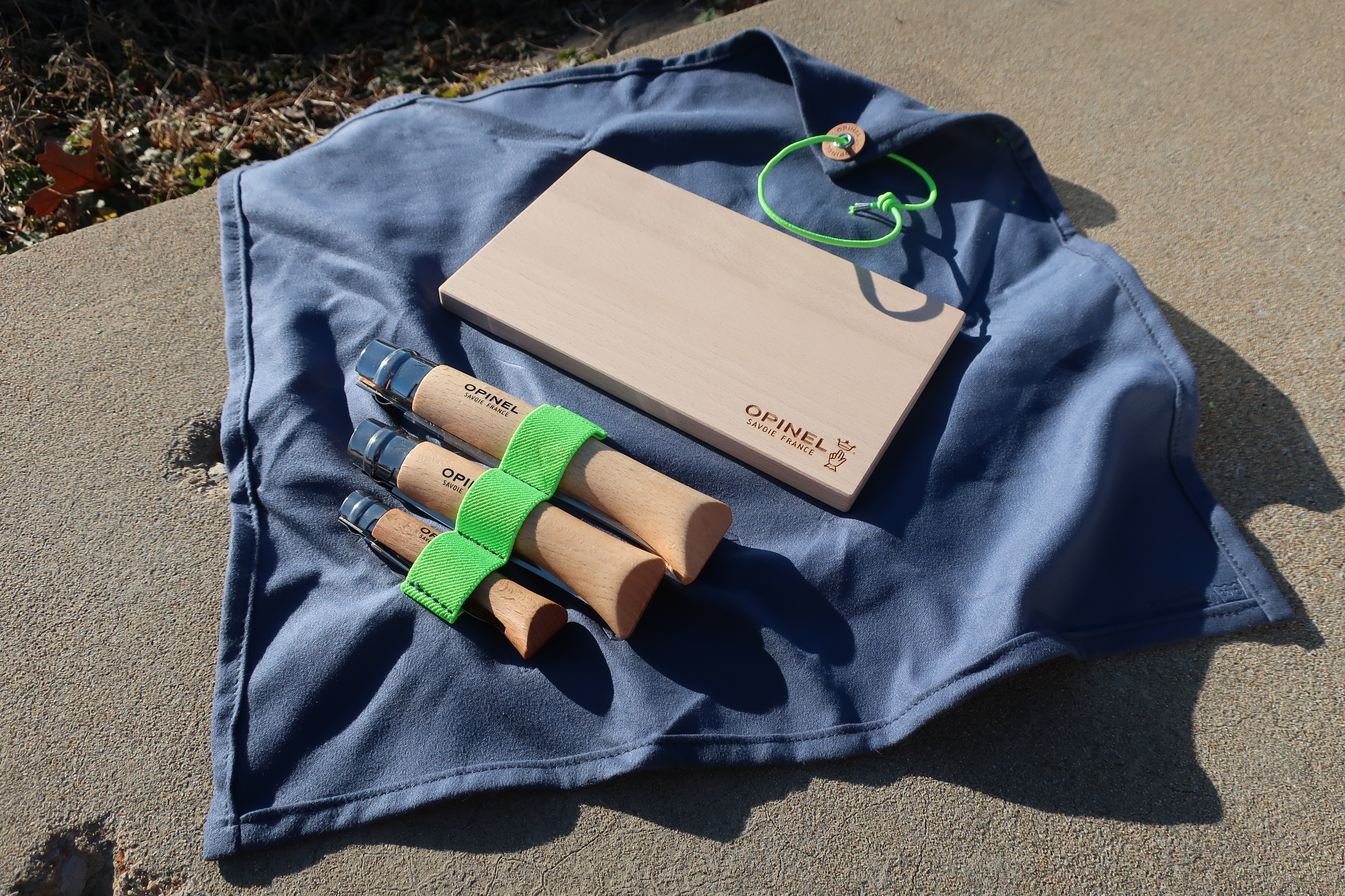 Opinel Nomad Cooking Kit
