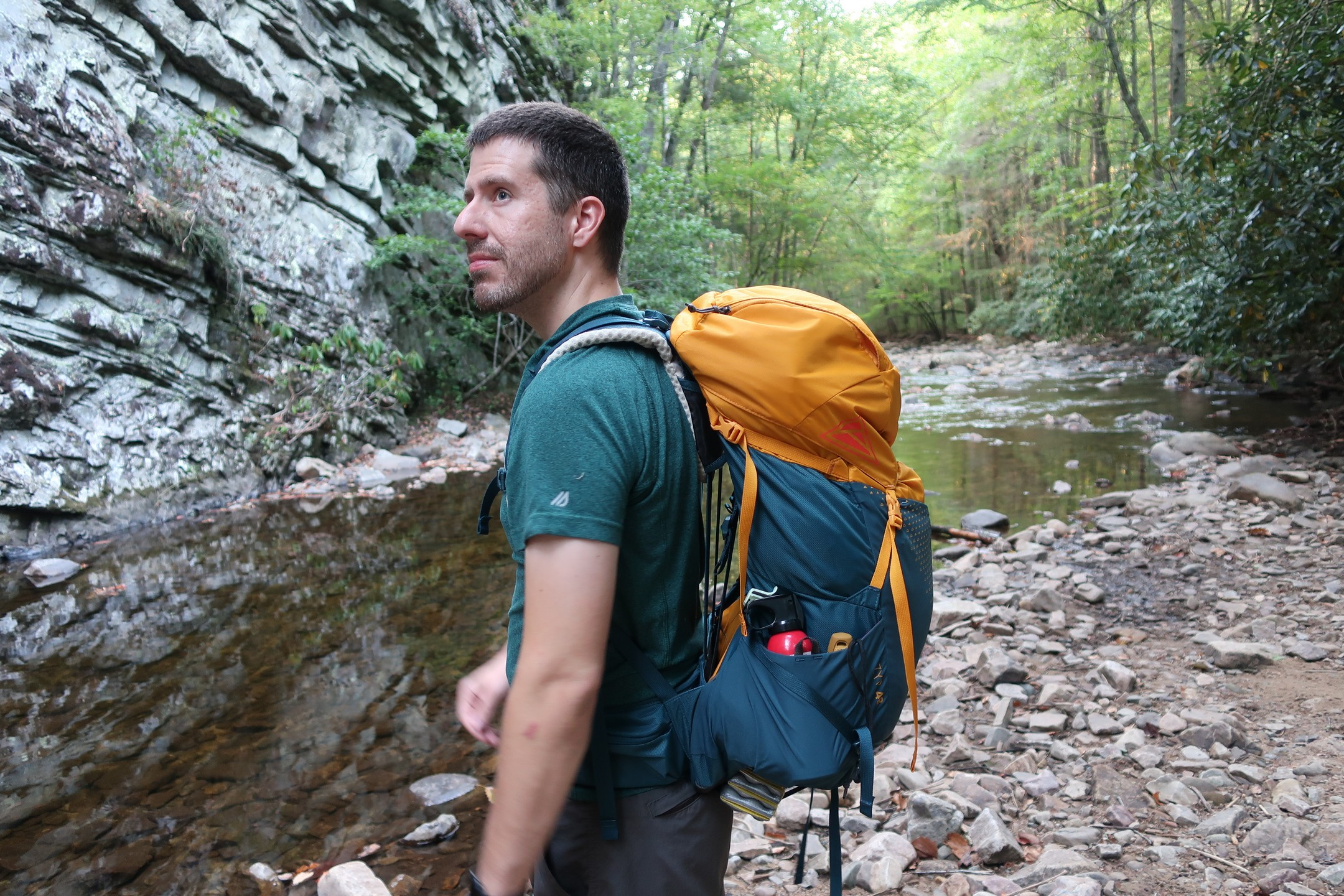 Kelty Zyp 48 backpack review