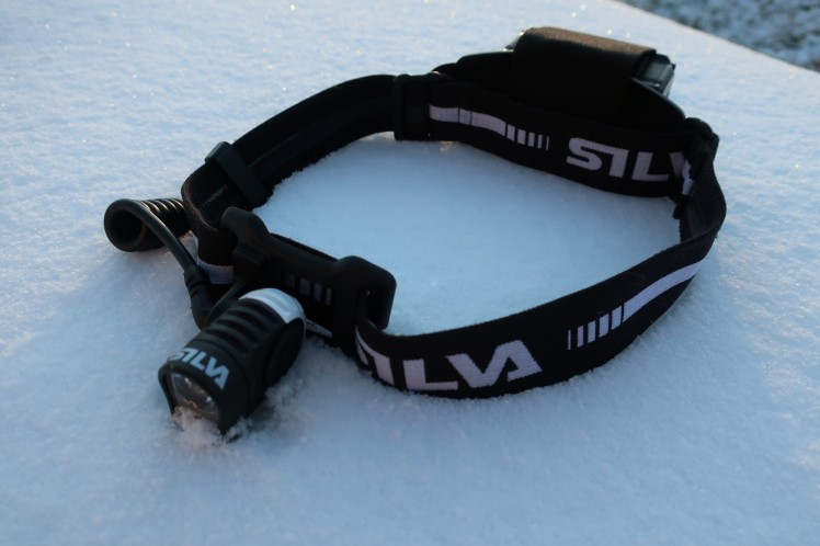 Silva Trail 4XT in snow