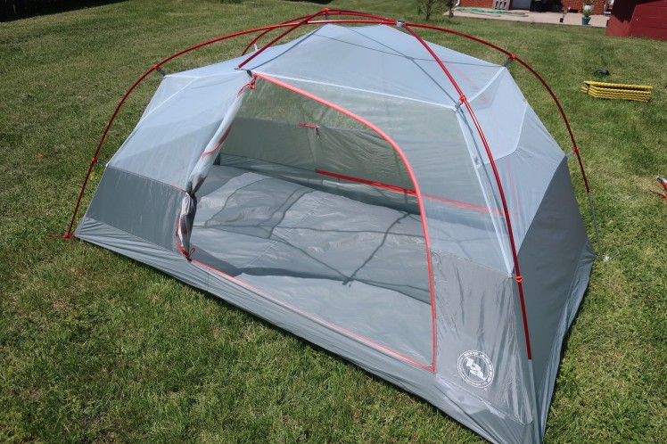 Big Agnes Copper Spur HV UL2 without fly