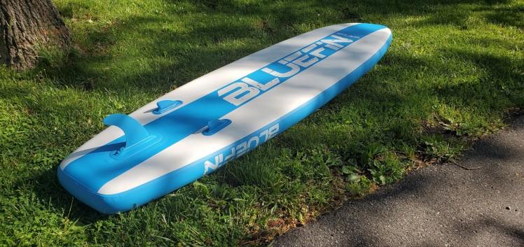 Bluefin Cruise SUP bottom