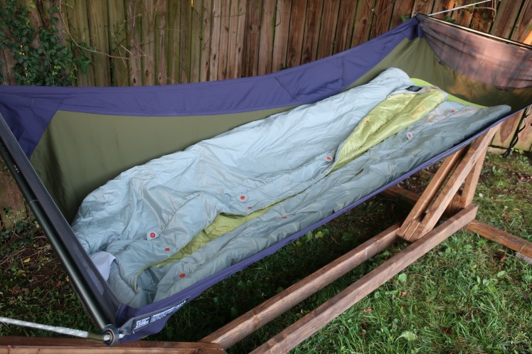 Big Agnes Kings Canjoy UL Quilt