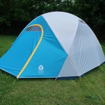 Sierra Designs Nomad 6 tent