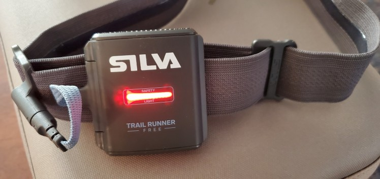 Silva Trail Runner Free safety light