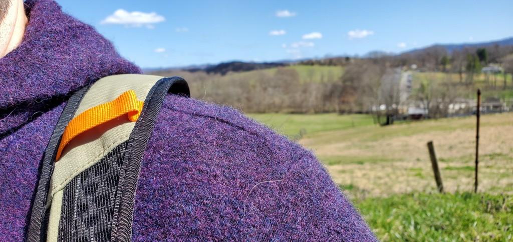 Appalachian gear co all-paca fleece hoodie