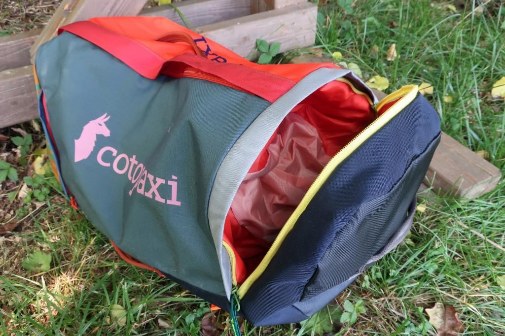 Cotopaxi Uyuni Duffel side