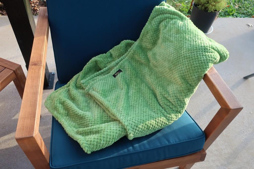 PediBlanket folded